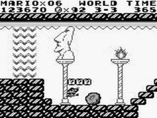 Mario op Paaseiland?
