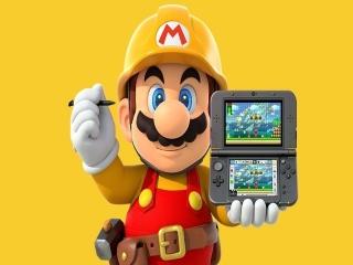 Help Mario leuke levels te ontwerpen.