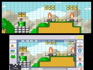 afbeeldingen voor Super Mario Maker for Nintendo 3DS