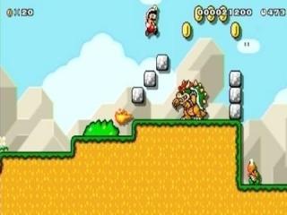 Super Mario Maker for Nintendo 3DS plaatjes