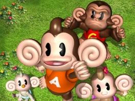 De apen zijn weer terug voor een nieuwe Super Monkey Ball! Deze keer in 3D!