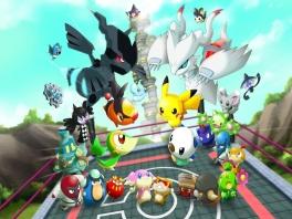 Veel schattige en gevaarlijke Pokémon zijn weer van de partij. Was dit maar de echte wereld...