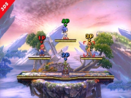 Knal elkaar letterlijk uit beeld met (smash)aanvallen en ultieme smashes!