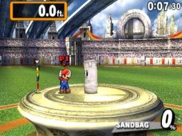 De game bevat enkele extra modi, zoals Honkbal: Knal Sandbag zo ver mogelijk weg! Oefening vereist!
