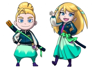 Welke Musashi kies jij, de jongen of het meisje?