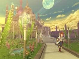 Ook in deze Tales game zijn er weer nieuwe gebieden te ontdekken.