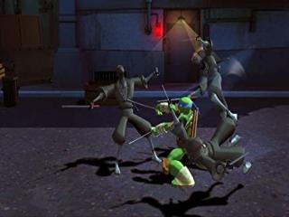 Pak de slechteriken aan die door shredder de wereld in zijn geholpen!