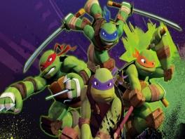 Ga op avontuur met deze vier heldhaftige schildpadden!