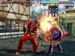 Op het moment dat jouw tegenstander je bijna K.O. heeft geslagen, kun je hem extra veel schade aanrichten.
