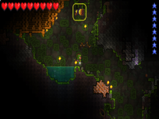 Terraria: Screenshot