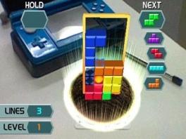 Speel met de blokjes in je huidige omgeving met behulp van de AR-kaarten.