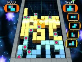 Het typische Tetris deuntje (je weet wel) is gelukkig ook weer van de partij!