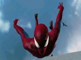 Vlieg als een vogel....spin?