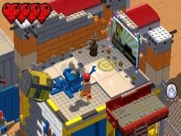 Als je maar lang genoeg met een sleutel op een blok LEGO-steentjes slaat, komt er vanzelf iets nuttigs!