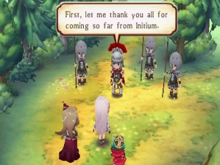 The Legend of Legacy: Screenshot