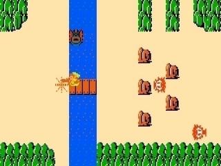 The Legend of Zelda: Screenshot