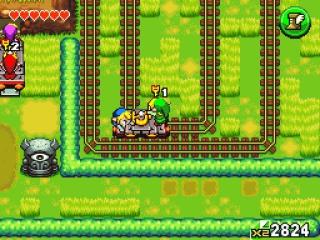De bedoeling van de spel is dat de vier Link's samenwerken om het spel samen tot een goed eind te volbrengen.