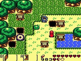 Ook in dit spel zal Link weer vele vijanden en vrienden maken, door middel van bepaalde items.