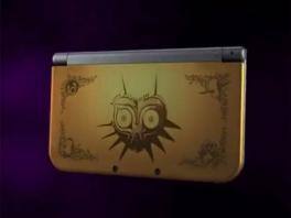 Naast de Limited Edition met o.a. een Steelbook en Posters verschijnt er ook een speciale New <a href = https://www.mario3ds.nl/Nintendo-3DS-spel.php?t=Nintendo_3DS_XL target = _blank>Nintendo 3DS XL</a>.
