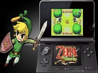Speel in dit spel als de held van de Minish: Link.