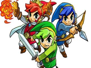 The Legend of Zelda: Tri Force Heroes kent niet één, maar drie helden.