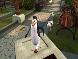Altijd kattenkwaad uithalen, die pinguïns!
