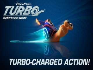 Turbo Super Stunt Squad: Afbeelding met speelbare characters
