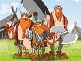 Speel als het ruige, Noorse vikingvolk!