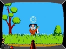 Er zitten leuke verwijzingen in naar andere Nintendo-games, zoals Duck Hunt.