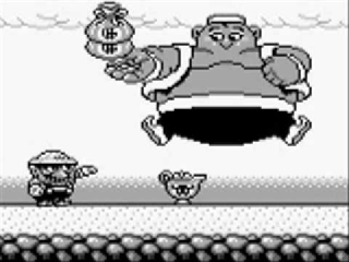 Wario zal het op moeten nemen tegen velen monsters in zijn zoektocht naar geld.