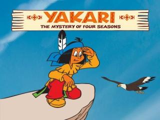 Trek op avontuur met de jonge Indiaan Yakari, die met dieren kan spreken.