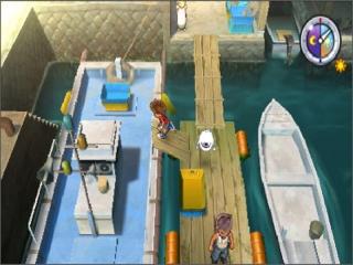 Yo-Kai Watch 2 Droomfantomen: Screenshot