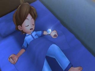 Gebruik je horloge om Yo-Kai op te roepen en te vangen!