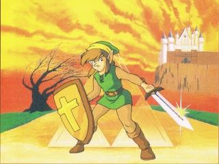 Kruip in de huid van Link en red prinses Zelda!