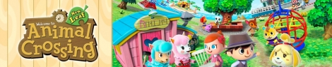 Banner Animal Crossing New Leaf