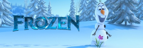 Banner Disney Frozen Olafs Queeste
