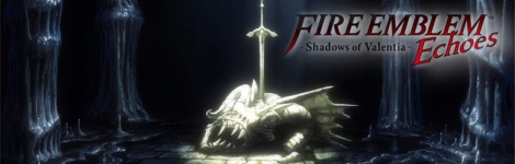Banner Fire Emblem Echoes Shadows of Valentia