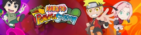 Banner Naruto Powerful Shippuden
