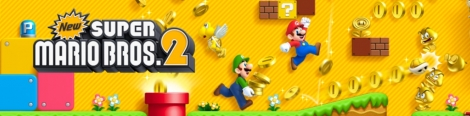 Banner New Super Mario Bros 2