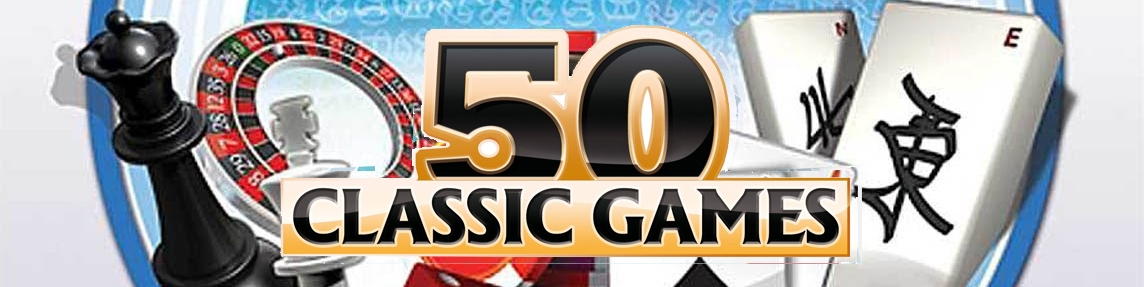 Banner 50 Classic Games 3D