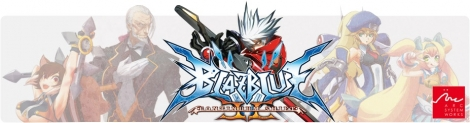 Banner Blazblue Continuum Shift 2