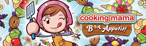 Banner Cooking Mama Bon Appetit