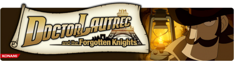 Banner Doctor Lautrec and the Forgotten Knights