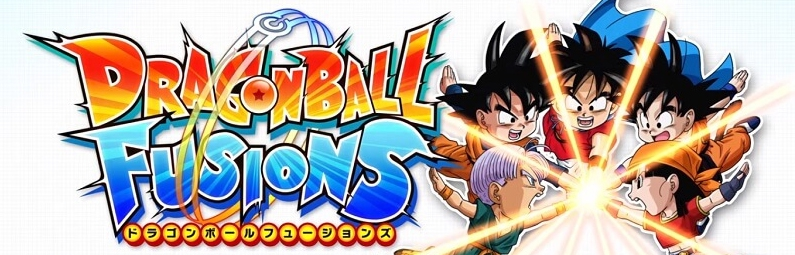 Banner Dragon Ball Fusions