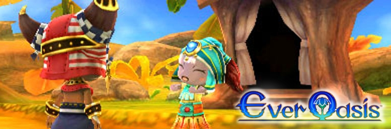 Banner Ever Oasis