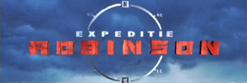 Banner Expeditie Robinson - Clash der helden