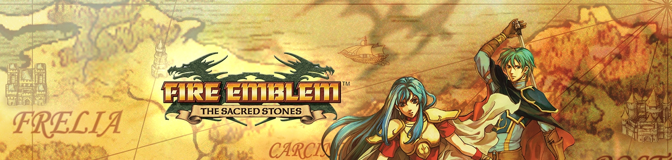 Banner Fire Emblem The Sacred Stones
