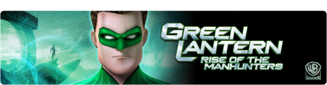 Banner Green Lantern Rise of the Manhunters