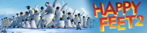 Banner Happy Feet 2