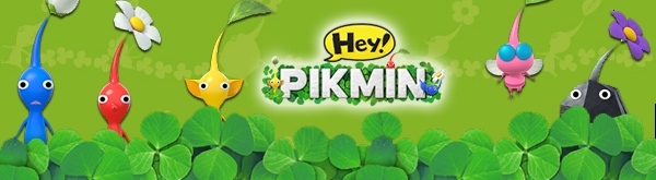 Banner Hey Pikmin
